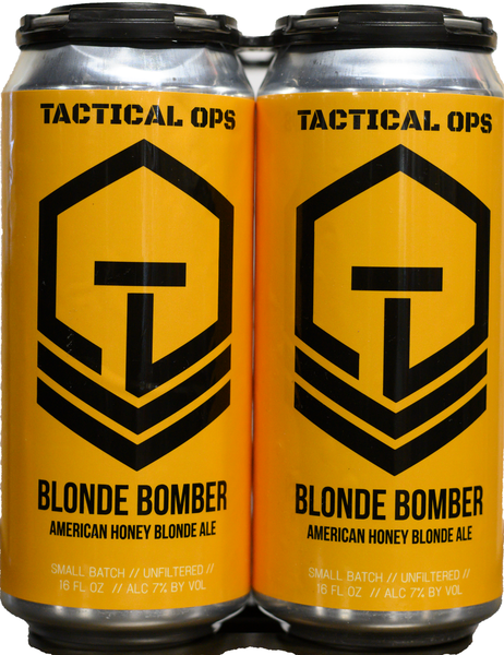 Blonde 4 pack front