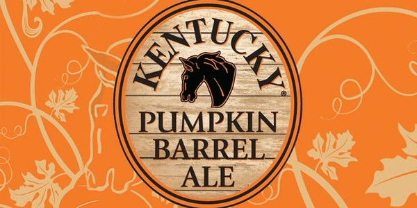Kentucky pumpkin barrel label