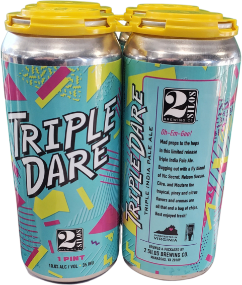 2sb triple dare 4pack
