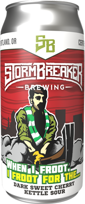 Stormbreaker brewing web store product froot dk sweet cherry
