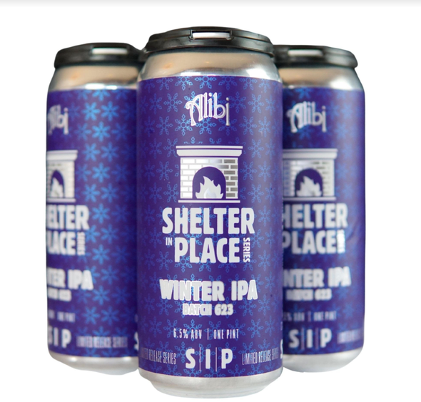Alibi new can to add   winter ipa   beer delivery bevv ecommerce