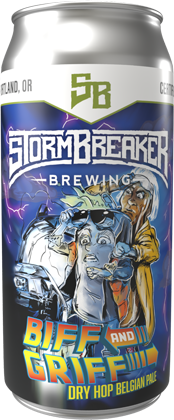 Stormbreaker brewing web store product biff griff